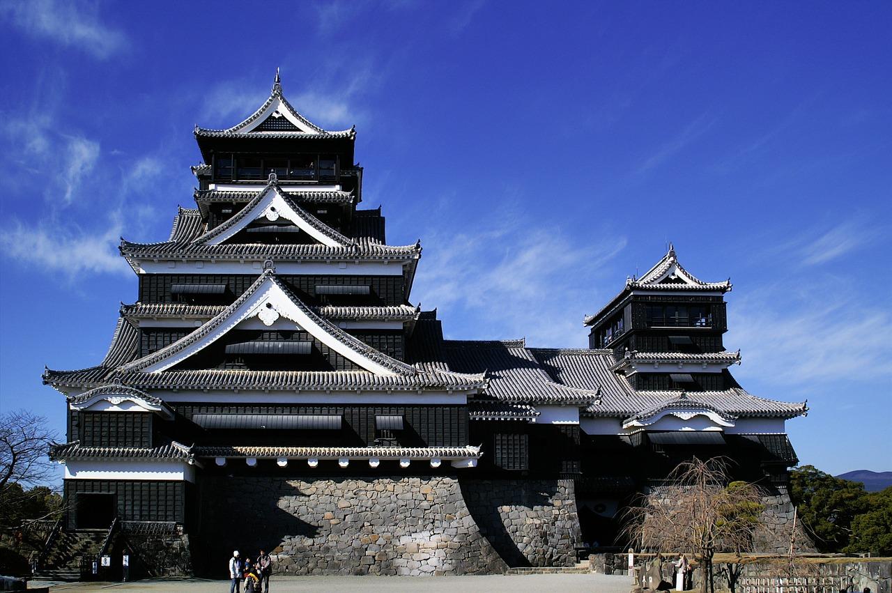 kumamoto-castle-338739_1280